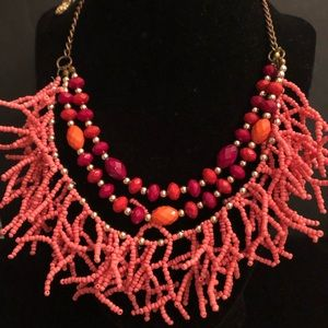 Jewelry - Coral necklace inspired by coral